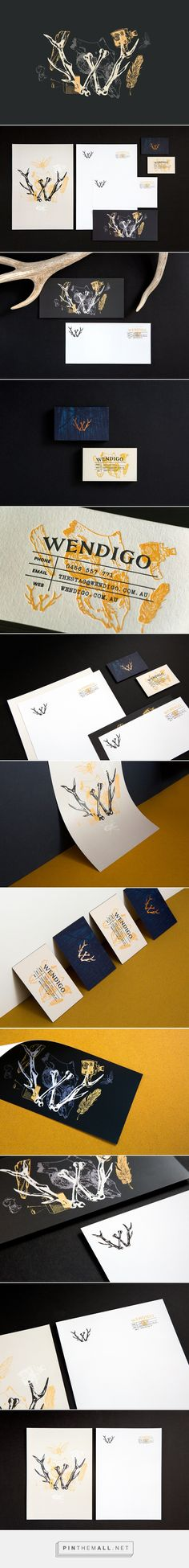 Wendigo on Behance | Fivestar Branding – Design and Branding Agency & Inspiration Gallery