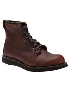 Broken Homme James wedge boot