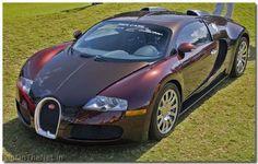 World Amazing And Fastest Car Bugatti Veyron ( Rank 2)