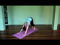 ▶ Hip Opening Sequence Level 2+ with Julie Martin - YouTube