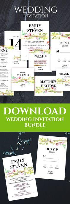 Wedding Invitation #anniversary #birthday #blue #bridalshower #calligraphy #card #celebrating #elegant #engagement #gold #handdrawn #handmade #invitation #invite #lamp #luxury #marble #married #modern #pack #party #rsvp #savethedate #set #simple #sparkles #thankyoucard
