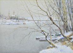 Winter in Kentucky. Paul's winter scenes are so incredible.