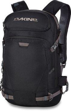 Dakine Heli Pro 20L Snowboard Ski Backpack - Black