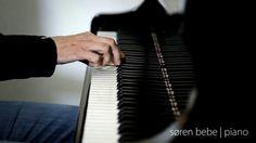 Adagio / Music for Ballet & Contemporary Classes CD / Søren Bebe (piano) / Allan Nielsen (Class) / Robin Bernadet (Dancer)