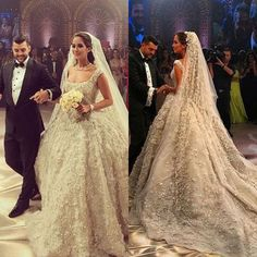 2015 Luxury Wedding Dress Cap Sleeve Beads Appliques Backless Satin Ball Gown Floor-Length Vestido De Novia Wedding Dresses
