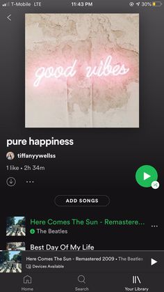 Playlist Names Ideas, Yoga Playlist, Wedding Playlist, Pure Happiness, Day Of My Life, Feeling Sad, Playlists, Just Giving, Mj