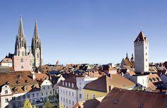 Regensburg erleben