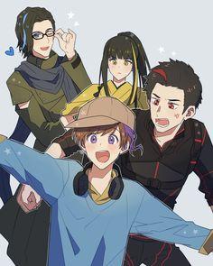 Twitter Kamen Rider Zi O, Kamen Rider Series, Marvel Entertainment, Power Rangers, Anime Love, Anime Art, Kawaii, Fan Art, Animation