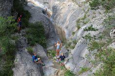 Les Marmites du Diable à La Faurie. #buech La Marmite, Provence, Water, Outdoor, Devil, Mountains, Water Water, Aqua, Outdoors