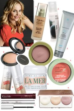 "Well-known for her incredible transformations on TLC's  ""What Not to Wear"", Carmindy is truly an artist when it comes to cosmetics. For this makeup maven, it all comes down to rich but easy-to-apply products that truly highlight your best features.1. ""I co-created this fabulous top shelf foundation to mimic your skin's natural texture. Because it…"