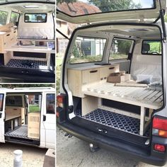 the grove guy minivan conversion minivan camping. Black Bedroom Furniture Sets. Home Design Ideas