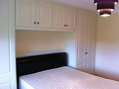 Prague Ivory Wardrobes Fitted by Ornan Kitchens and Wardrobes