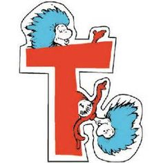 Dr Seuss Characters Images - Yahoo Image Search Results Letter T, Yahoo Images, Smurfs, Image Search, Initials, Fictional Characters, Art, Ideas, Art Background