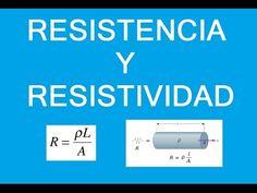 Tutorial (Explicacion) Resistencia y Resistividad Ejercicios resueltos