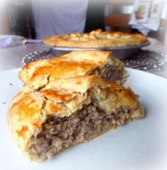 Christmas Tourtiere's 2013 from The English Kitchen
