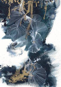 Original Abstract Art original art abstract by IllustratingRain