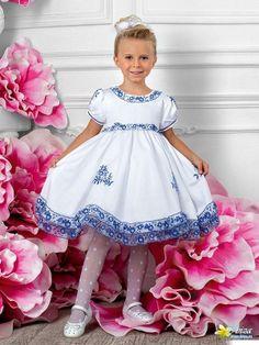 Perlitta PSA031405 праздничное платье для малышей