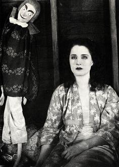 secretcinema1: Norma Shearer, The Devil's Circus, 1926