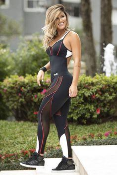 99590dbe97 Oxyfit Black Meshed Legs Crossfit Jumpsuit