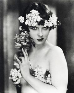 The sinister look of Louise Brooks