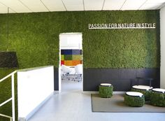 Nuovi uffici Verde Profilo ad Usmate Velate