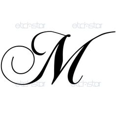letter+M | Chopin Letter Monogram M custom iPod, MacBook, Blackberry, Laptop ...