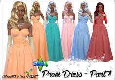 Annett's Sims 4 Welt: Prom Dress - Part 1