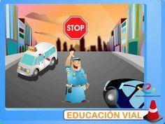 Sesión 8: Las señales de tráfico | LOS MEDIOS DE TRANSPORTE