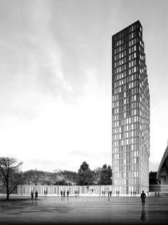 a f a s i a: E2A Eckert Eckert Architekten