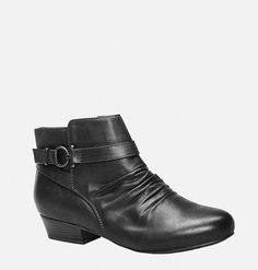 Get a new look for fall in a wide width bootie like the Tami Ruched Bootie in sizes 7-13 available online at avenue.com. Avenue Store All About Shoes, New Look, Plus Size Fashion, Wedges, Booty, Fashion Outfits, Suits, My Style, Clothes