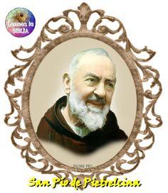 Leamos la BIBLIA: San Pío de Pietrelcina