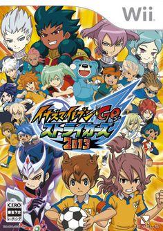 Inazuma Eleven GO Strikers 2013 | Inazuma Eleven Wiki | FANDOM powered by Wikia