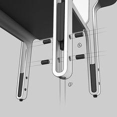 Sketchbook on Behance Presentation Techniques, Technical Illustration, Industrial Design Sketch, Design Language, Cool Sketches, Home Office Design, Design Reference, Design Process, Portfolio Design