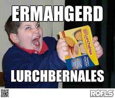 ERMAGHERD!!!!