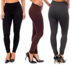 One Faith Boutique - Fleece Leggings, $12.00 (http://www.onefaithboutique.com/new-arrivals/fleece-leggings/)