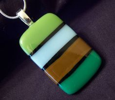 Stripes! And MORE Stripes in Fused Glass - GLASS CRAFTS