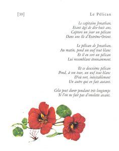 Ludmila Jirincova - Chantefables et chantefleurs à chanter sur n'importe quel air, Robert Desnos, Gründ 1970 rééd 1994 Album grand format illustré