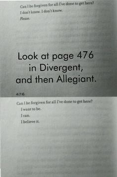Veronica Roth is brilliant ~Divergent~ ~Insurgent~ ~Allegiant~ Divergent Memes, Divergent Hunger Games, Divergent Fandom, Divergent Trilogy, Divergent Insurgent Allegiant, Insurgent Quotes, Divergent Fanfiction, Fandoms Unite, Book Memes