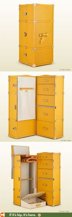 ~Travel In Style: Gucci Diamante Travel Trunk. $50,000 | House of Beccaria