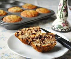 Little B Cooks: Chronicles from a Vermont foodie: Banana Chocolate Chip Muffins