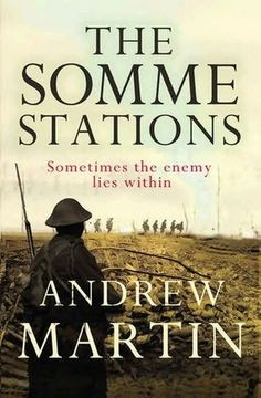 """A stunning historical novel of crime in the trenches."""
