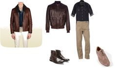 my men, created by mlong-simpleisgoodblog on Polyvore