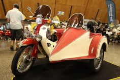 New Zealand Motorcycle Show Image