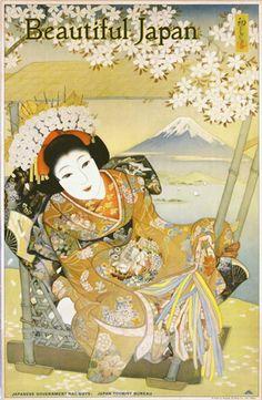 Beautiful Japan (1930) via The Ministry of Railways