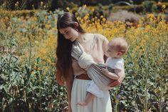 Wife in the fields