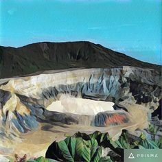 Volcanic Relationship