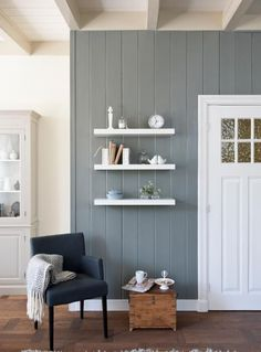 This approach seems to be so great home renovation on a budget renovation Wood Paneling Painted Paneling Walls, Painting Wood Paneling, Wood Panel Walls, Wood Paneling Decor, Paneling Ideas, Wall Panelling, Wall Wood, Home Renovation, Home Remodeling