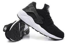 cheap for discount 9bd5d d651d Nike Air Huarache Premium Triple Black White Shoes Men Nike Air Huarache -  Nike official website Up to discount