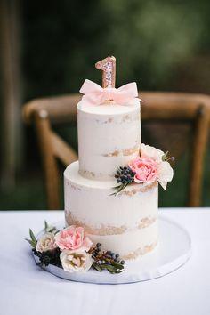 pink unicorn 1st birthday
