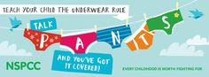 Being Tilly's Mummy: Talking Pants With Tilly And NSPCC